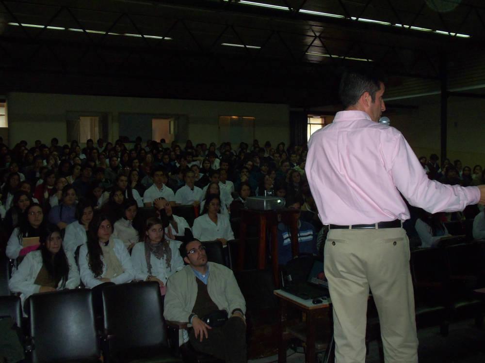 Jornada Universitaria UNNE 2012
